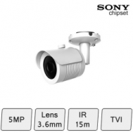 Mini Day Night Camera | HD 5MP Security Camera