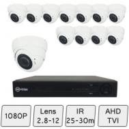 Eyeball Dome Camera Kit