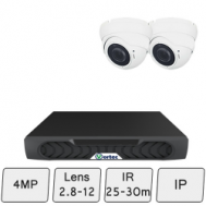 Eyeball Dome Camera Kit | IP Dome Kit