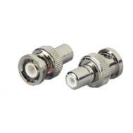 BNC Jack to RCA Plug (pro) Connectors