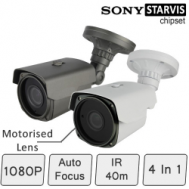 Motorised Day Night Camera | Sony Starvis Chipset