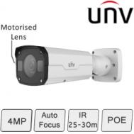 Auto Focus IP Camera (4MP, WDR, Motorised Lens)