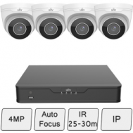 4MP Motorised Eyeball Camera Kit (Smart)