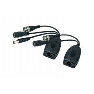 Video & Power Balun with flyleads (TVI, AHD & Analogue)
