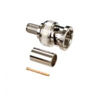BNC Crimp Plug (pro) BNC Jack to RCA Jack(pro) Connector