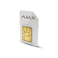 SIM card for AJAX Alarms