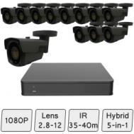 Mid-Range Box Camera Kit | CCTV Camera Kit