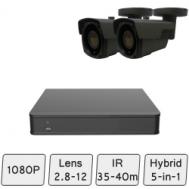 Long-Range Security Camera System