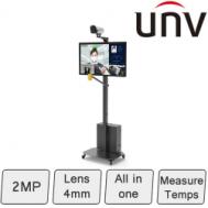 Integrated Wrist Temperature Measurement System