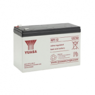 Yuasa NP7-12 Industrial Battery (12V, 7Ah)