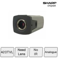 Standard Colour Box Camera