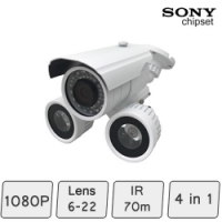 Long Range Day Night Camera | CCTV Security Camera