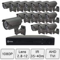 Mid-Range Box Camera Kit | HD CCTV Camera Kit