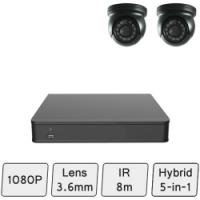 Mini Golf-ball Camera Kit | Discreet Home CCTV