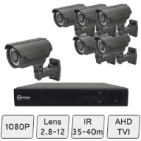 Mid-Range Box Camera Kit  | HD CCTV Kit