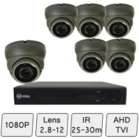 Eyeball Dome Camera Kit