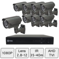 Mid Range Box Camera System  | Day Night Security Cameras