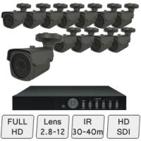 Full HD Mid-Range Camera System | CCTV