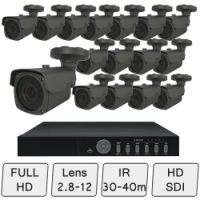 Full HD Mid-Range Camera System | CCTV Systems