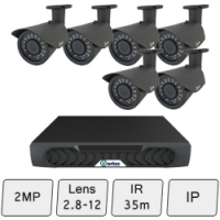 Day Night Camera System | IP CCTV Systems
