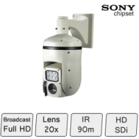 High Speed PTZ Dome Camera | Long Range PTZ Security Camera