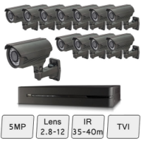 Mid-Range Box Camera System | HD CCTV Camera System
