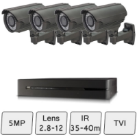 Mid-Range Box Camera System | Security Cameras