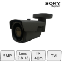 Day Night CCTV Camera | HD 5MP Security Camera