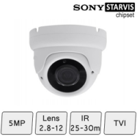 Advance Eyeball Dome Camera | 5MP CCTV Camera