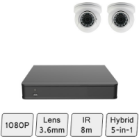 Mini Golf-ball Camera Kit | Discreet CCTV System