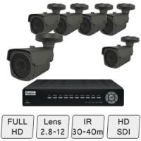 Full HD Camera System | CCTV Systems