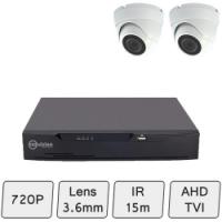 Discreet Security Dome Camera Kit | Home Security | HD CCTV Kit
