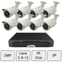 Day Night Camera Kit | IP Security