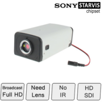 High Definition Box Camera (Internal)