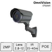 Medium Range IP Camera