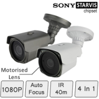 Motorised Day Night Camera | Sony Starvis Chipset