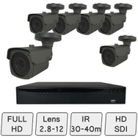 Full HD Camera System | CCTV Systems