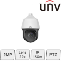 IP PTZ Camera (20x Optical, Smart, WDR)