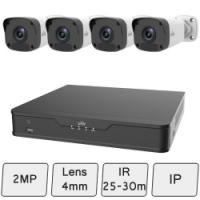 2MP Bullet Camera Kit | UNV