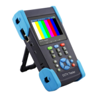 HD Test Monitor (All-in-one - AHD, TVI, CVI, HD-SDI)