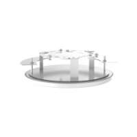 Indoor Dome In-Ceiling Mount | UNV