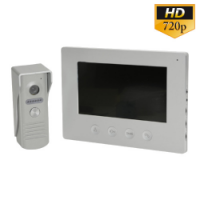 Video Door Phone (HD Picture, 2-Way Audio)
