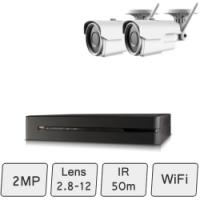 Mid-Range Wifi Camera System