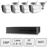 Mid-Range Wifi 4 Camera System