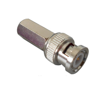 TwistOn BNC Plug (pro)