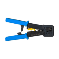Push Through RJ45 Crimping Tool