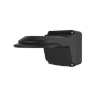 Black Fixed Dome Wall Mount | UNV