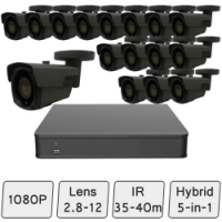 Long-Range CCTV Camera Kit