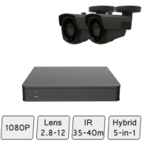Long-Range Security Camera System