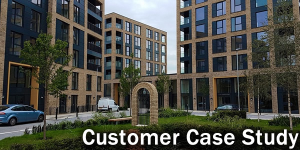 See how Uniview was used to protect a 20,000ft² sq development